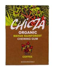 Biodegradowalna guma do żucia o smaku kawy BIO 30 g
