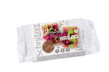Chleb wieloziarnisty krojony bezglutenowy bio 250 g