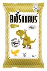 Chrupki kukurydziane Dinozaury o smaku serowym BEZ