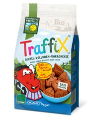 Ciastka orkiszowe z kakao dla dzieci pojazdy BIO 125 g