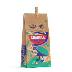 Granola czekoladowa z truskawkami 65 g