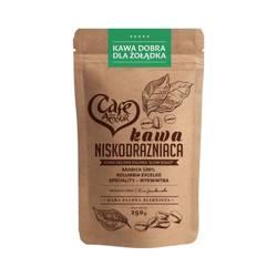 Kawa zarnista niskodrażniąca ręcznie palona 250 g