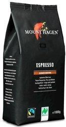 Kawa ziarnista arabica 100 % espresso fair trade BIO 1 kg
