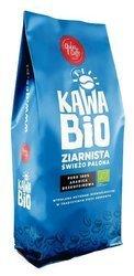 Kawa ziarnista bezkofeinowa arabica 100 % BIO 250 g