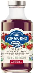 Napój o smaku owoców jagodowych i granatu z octem balsamicznym z modeny BIO 500 ml