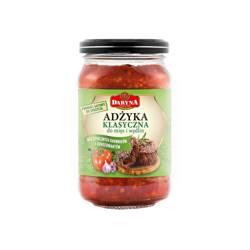Pasta Adżyka klasyczna do mięs i wędlin 212 g