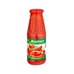 Pomidory rozdrobnione bez skórki 680 g