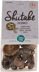 Shiitake donko (grzyby suszone) BIO 25 g