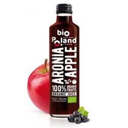 Sok jabłko-aronia 100% NFC BioPoland BIO, 250ml
