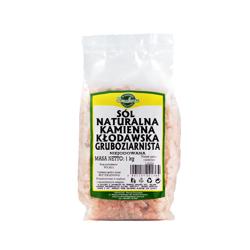Sól naturalna kamienna gruboziarnista niejodowana 1 kg