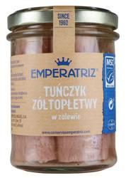 Tuńczyk żółtopłetwy filety w zalewie 200 g (140 g) (słoik)