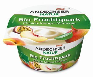 Twarożek brzoskwinia-mango-marakuja 20% tł. BIO 15