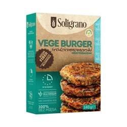 Vege Burger śródziemnomorski 140 g