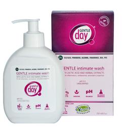 Żel do higieny intymnej z kwasem mlekowym i ekstraktami z ziół 250 ml