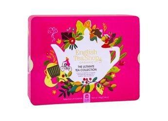 Zestaw herbatek The Ultimate Tea Collection w ozdobnej puszce BIO 69 g